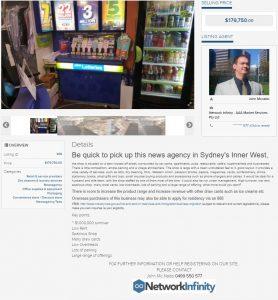 Buy value sell business broker agent Paddington Sydney 1
