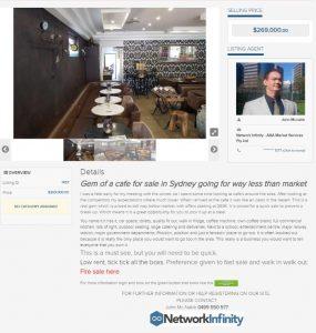 Best buy value sell business broker agent Rosebery Sydney 1