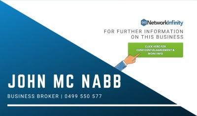 John McNabb Business Broker NetworkInfinity